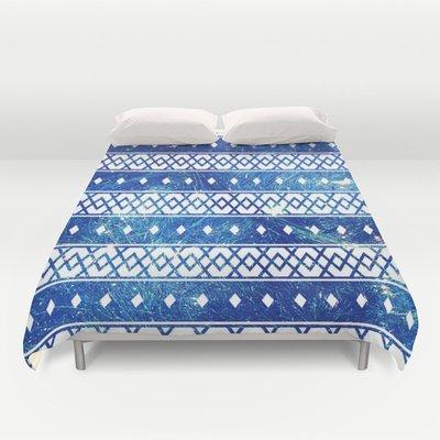 Aztec Duvet Cover front-1074499