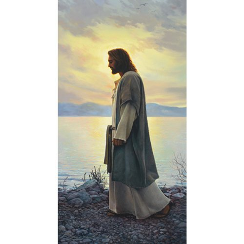 Cheap SunsOut Greg Olsen Walk with Me Jigsaw Puzzle 500pc (B001J6ZGDU)