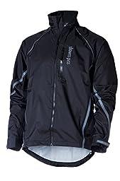 Showers Pass Men\'s Transit Jacket, Black, X-Large