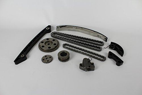 DNJ TK435 Timing Chain Kit for 2003-2009 Mazda / 4 Cyl. / 2.3L DOHC 16V (Timing Chain Mazda 3 compare prices)