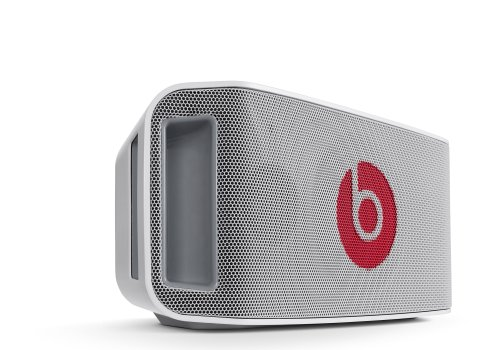 Beats by Dr. Dre Beatbox Portable Bluetooth Speaker (White)