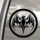 Bacardi Black Decal Vintage Car Truck Bumper Window Sticker