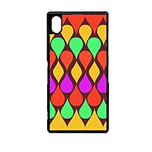 Vibhar printed case back cover for Sony Xperia Z5 ColorDrops