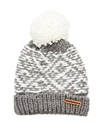 Canadian Gorro Soft Thermal (Gris / Blanco)