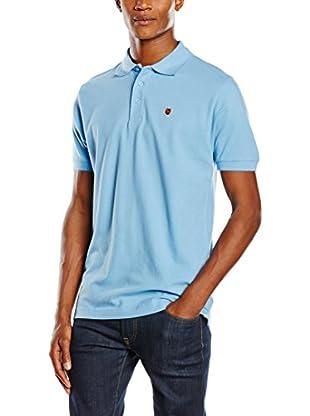 Polo Club Polo Gentle Color M/C Cro (Azul Celeste)