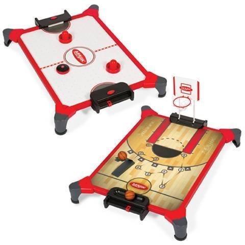 Majik 2-in-1 Flipperz Hover Puck Hockey/Fling Basketball by Majik jetzt bestellen