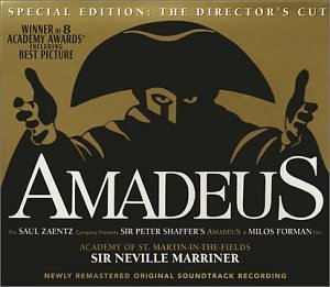 Amadeus [Soundtrack] [Gold Cd]
