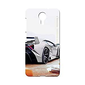 BLUEDIO Designer Printed Back case cover for Micromax Canvas E313 - G1438