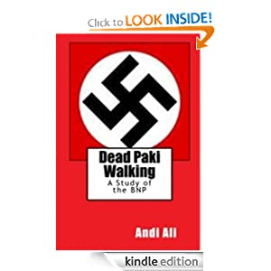 Logo for Dead Paki Walking: A Study of the British National Party