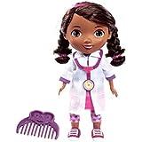 Doc McStuffins Soft Bodied Singing Doll