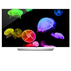 LG Electronics 55EF9500 55-Inch 4K Ultra HD Flat Smart OLED TV (2015 Model)