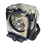REPLACEMENT PROJECTOR LAMP FOR Eiki LC-WB40N / LC-XB41 / LC-XB41N / LC-XB42 / LC-XB42N ; Sanyo PLC-WXU30 / PLC-XU101 / PLC-XU101K / PLC-XU105 / PLC-XU111 / PLC-XU115 / PLC-XU115W PROJECTOR - POA-LMP111 / 610-333-9740