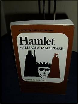 shakespeare hamlet critical essays
