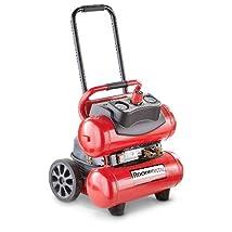 Refurbished Rockworth 4-gallon Portable Electric Air Compressor