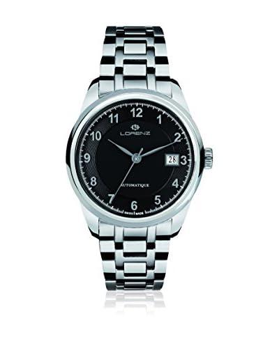 Lorenz Reloj 026856CC Acero 40 mm