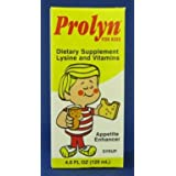 Prolyn for Kids Dietary Supplement Syrup 4 Oz (Color: 1pack)