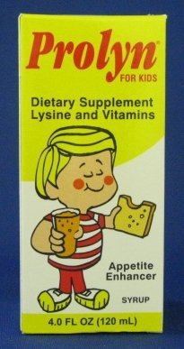 Prolyn For Kids Dietary Supplement Syrup 4 Oz
