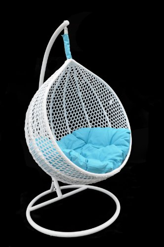 Ravelo - Vibrant Outdoor Swing Chair Great Hammocks - Model - PE-03WT image