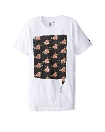 Arka Men's Vintage Rose Short Sleeve T-Shirt