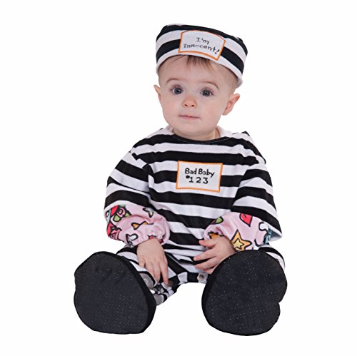 Forum Novelties Baby's Lil' Law Breaker Toddler Costume