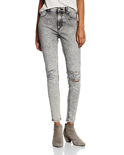 Cheap Monday Vaquero High Spray Gris W32/33