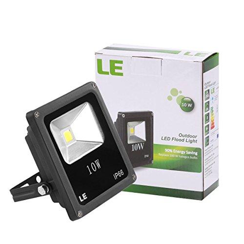 le 10w super bright outdoor led flood lights 100w halogen bulb. Black Bedroom Furniture Sets. Home Design Ideas