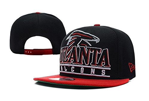 Atlanta Falcons NFL Flat Visor Logo Style Snapback