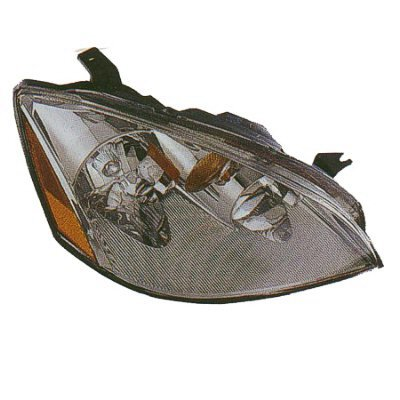 -Chrome 2010 Volvo VNM430 SLEEPER-POST Post mount spotlight Driver side WITH install kit LED 6 inch