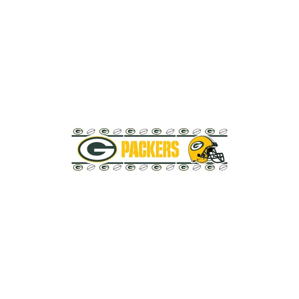 green bay wallpaper border