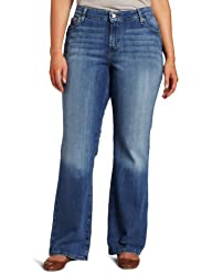 Levi's Women's 590 Plus-Size Full Wai…