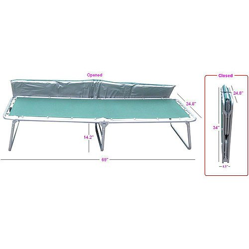 Sleep On A Cot front-106008