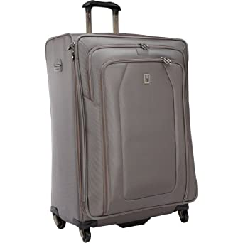 Travelpro Luggage Crew 9 29-Inch Expandable Suiter Spinner Bag, Titanium, One Size