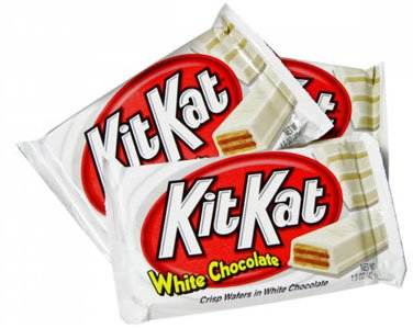 Kit Kat Bar - White Chocolate, 1.5 oz, 24 count
