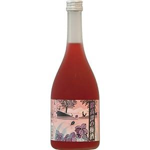 鍛高譚の梅酒 720ml×1本