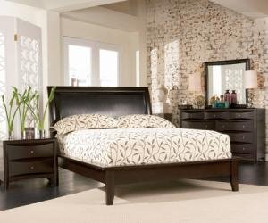 Cappuccino Bedroom Set