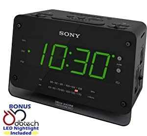 sony icfc414 clock radio discontinued by manufacturer car electronics. Black Bedroom Furniture Sets. Home Design Ideas