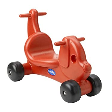 Careplay Puppy Ride On Play Critter Red