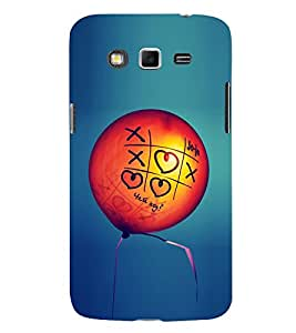 Love Balloon 3D Hard Polycarbonate Designer Back Case Cover for Samsung Galaxy Grand 2 :: Samsung Galaxy Grand 2 G7105 :: Samsung Galaxy Grand 2 G7102
