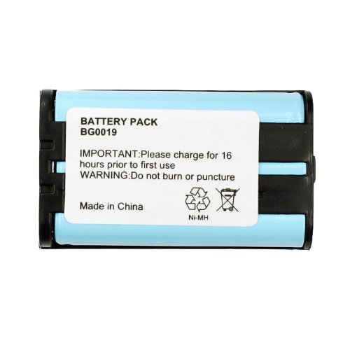 save fenzer rechargeable cordless phone battery for ge tl86411 tl 96411 cordless. Black Bedroom Furniture Sets. Home Design Ideas