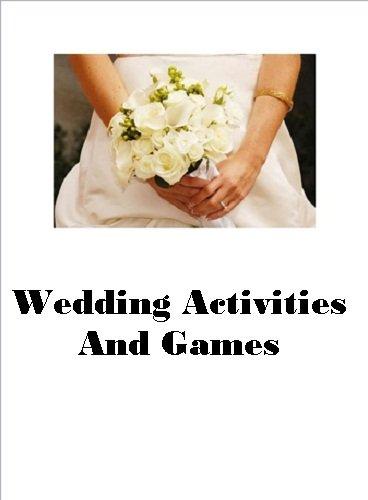Wedding Reception Games Wedding Reception