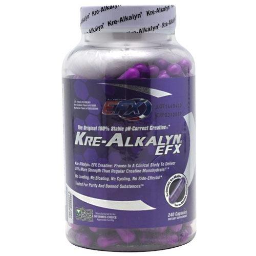 Tous EFX américaine - Kre-Alkalyn EFX, 240