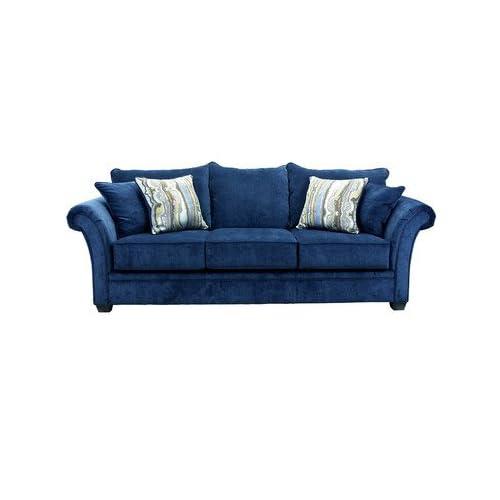 Serta Upholstery 5100S Sofa Fabric: Elizabeth Royal / Florence Jasmine