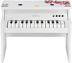 KORG コルグ デジタル・トイ・ピアノ tinyPIANO タイニー・ピアノ ハローキティ・モデル ホワイト