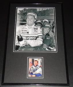 Rusty Wallace Signed Framed 11x17 Photo Display by The Steel City Auctions Gallery