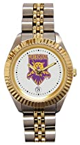 Weber State University Wildcats Ladies Executive Stainless Steel Sports Watch