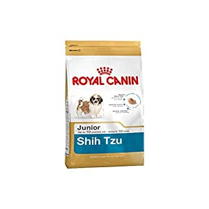royal canin shih tzu 28 junior dry mix 1 5 kg pet supplies. Black Bedroom Furniture Sets. Home Design Ideas