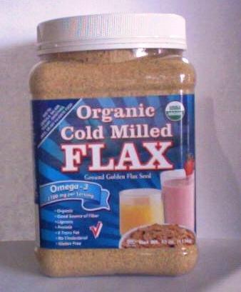 Organic Golden Flax