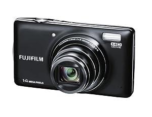 """Fujifilm FinePix T 350 Black (14 MP, 3"""" display, 10x Optical Zoom)"""