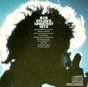 Bob Dylan's Greatest Hits artwork