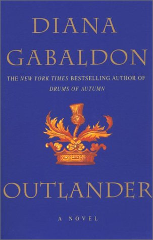 Book Cover: Outlander by Diana Gabaldon